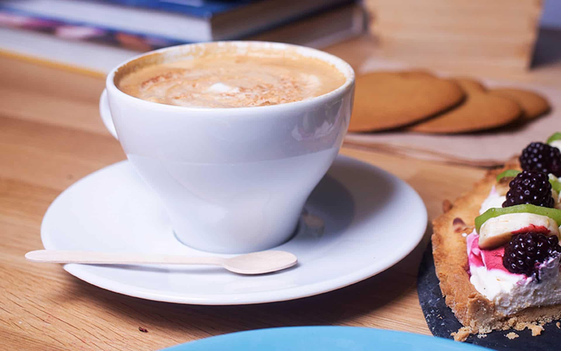 bezglutenowa kawiarnia kawa