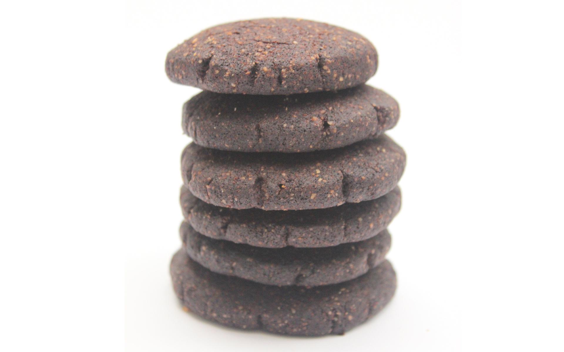 Ciasteczka korzenne z kakao