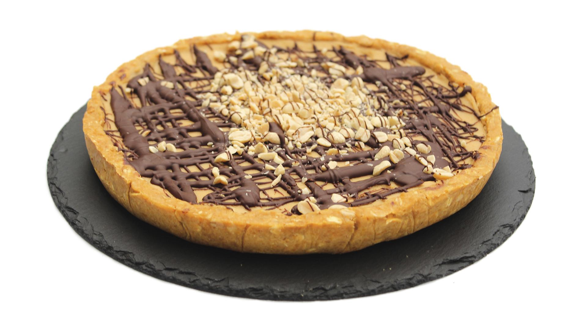 tarta snickers 2